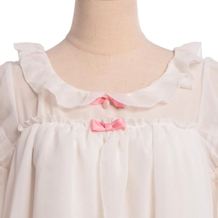 Lolita Chiffon Nightgowns (4)