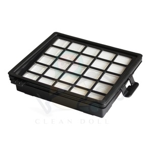 Image 2 - 6 parça/paket hepa filtreleri elektrikli süpürge için Philips parçaları FC8140 FC8142 FC8146 FC8147 FC8148 temizleyici aksesuarları