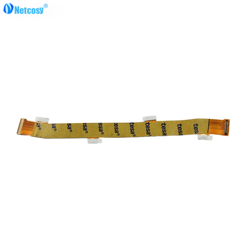 Netcosy For Alcatel One Touch P320 Main LCD Display Connect Motherboard Flex Cable Replacement Parts For Alcatel P320