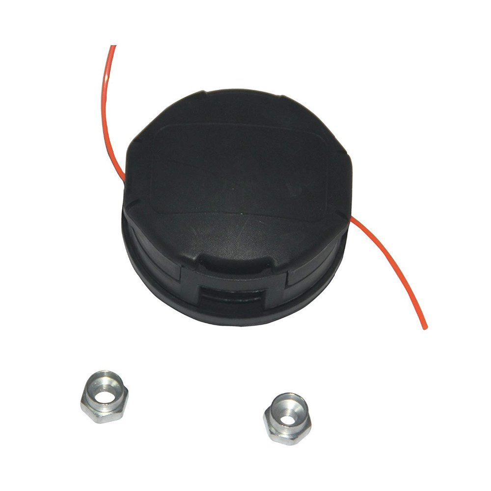Strimmer Trimmer Head For Echo SpeedFeed 400 375 Arbor Bolt Bump Feed SRM210 SRM220 SRM-230 SRM2110 SRM250 SRM260 PAS210 PAS260