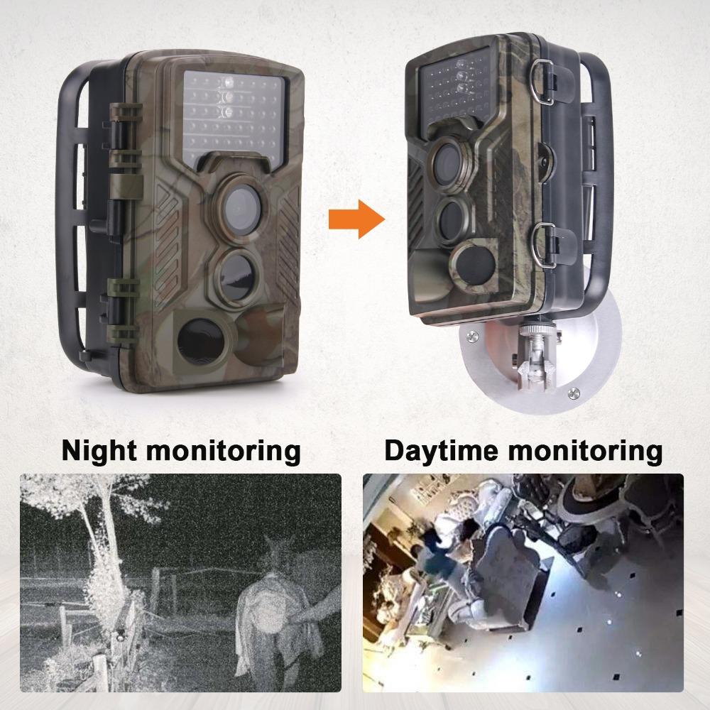 Thermal Hunting Trail Camera MMS GPRS 12MP Night Vision Hunting Camera Photo-traps Chasse HC800M Hunting Wildlife Wild Camera (13)