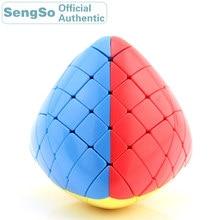 цена на ShengShou Mastermorphix 5x5x5 Magic Cube Rice Dumpling 5x5 Cubo Magico Professional Neo Speed Cube Puzzle Antistress Fidget Toys
