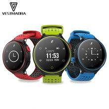 Vestmadra VMX2 Спорт Водонепроницаемый Bluetooth Smart Band Поддержка монитор сердечного ритма крови Давление смарт-браслет для IOS Android