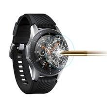 สำหรับGalaxy 3 45มม.41มม.2Pcsฟิล์มแก้วฟิล์มกระจกนิรภัยสำหรับเกียร์S3 22mmหน้าจอป้องกันNiceนาฬิกาของคุณ