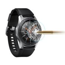 Película de vidrio templado para reloj Galaxy Watch 3, 45mm, 41mm, 2 unidades, Gear S3, 22mm, protector de pantalla