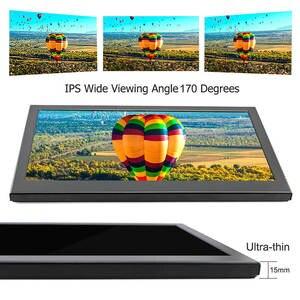 Image 3 - Elecrow 13.3 1080 インチ 720p ips ポータブル Led ディスプレイデュアル HDMI 画面 Computor ラズベリーパイ XBOX 用ゲーム機