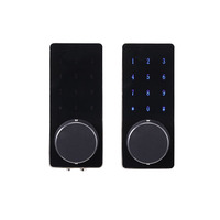 New Arrival Home Security Electronic Smart Door Digital Keypad Hardware Lock Door Lock Door Knob Locks