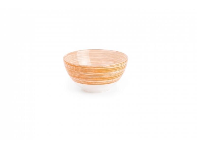 Салатник Luminarc, Brush Mania, 13 см, оранжевый салатник luminarc brush mania 13 см оранжевый