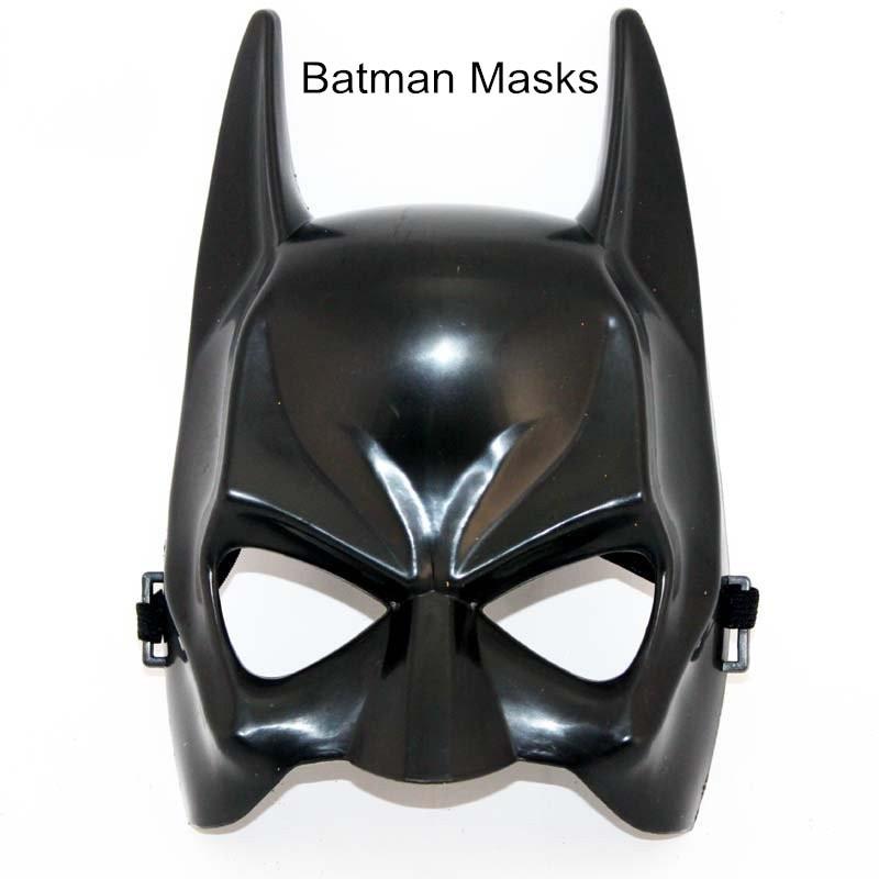 Halloween Masquerade party Mask half face for men Batman mask