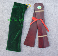 Han Yang brand Annatto feet plate Three pieces of plate drum castanet annatto patch
