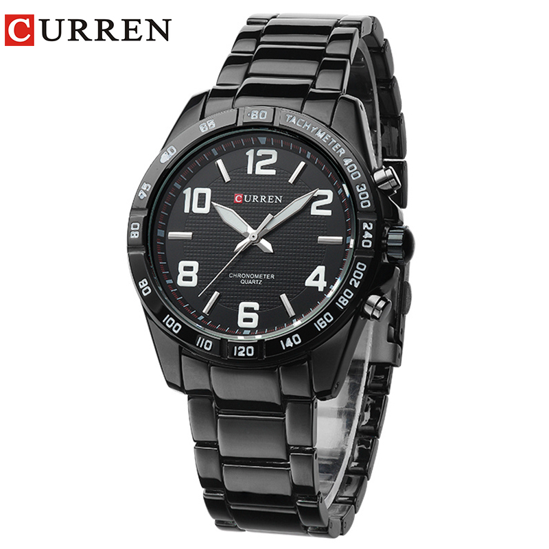 New fashion Curren brand design business is currently the male clock leisure luxury wrist watch gift 8107 junior republic синяя стеганая куртка