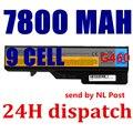 Аккумулятор Для ноутбука LENOVO IdeaPad G460 G465 G470 G475 G560 V370 V470 V570 G565 G570 G575 G770 Z460 L09M6Y02 L10M6F21 LO9L6Y02