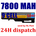 Bateria do portátil para lenovo ideapad g460 g465 g470 g475 g560 G565 G570 G575 G770 Z460 L09M6Y02 L10M6F21 V370 V470 V570 LO9L6Y02