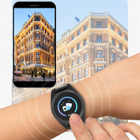 EnohpLX Original DM98 Smart Watch MTK6572 3G Smartwatch 900mAh Battery  512MB Ram 4GB Rom Camera Bluetooth GPS