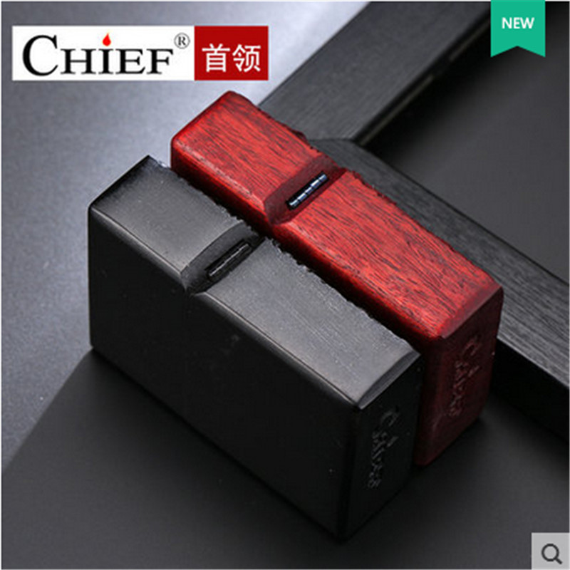 Image 5 - 2018 New Rosewood Lighter Men Gadgets Dragon Kerosene Oil Petrol Lighter Gasoline Cigarette Accessories Retro Wood Lighter-in Cigarette Accessories from Home & Garden