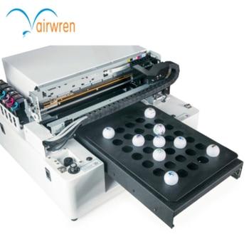 Industry and trade integration airwren white AR-LED Mini4 metal U disk printing machine a3 uv printer