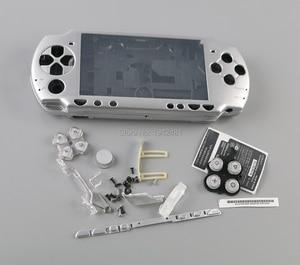 Image 3 - OCGAME באיכות גבוהה 6 צבעים זמינים עבור PSP 2000 PSP2000 המלא Shell שיכון כיסוי מקרה החלפת כפתורי קיט עם