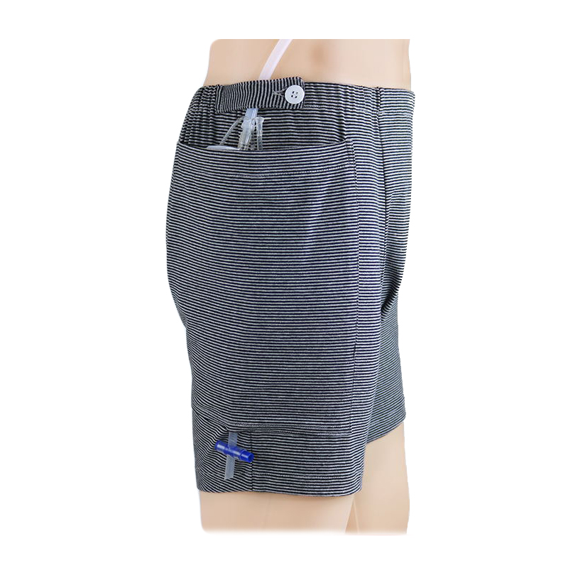 Urinate Drainage Bag Pants Abdominal Surgeries Patient,Ostomy Drainage Bag , Incontinence Trousers Catheter Underwear For Elderl