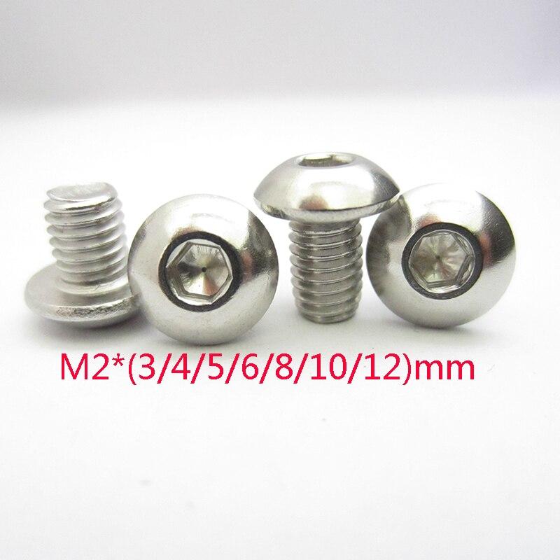 uxcell M2.2 x 13mm Phillips Flat Head Self Tapping Screw Silver Tone 100 Pcs