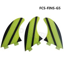 цена на Free Shipping SUP Surfboard G7 Fins Fcs Fins Carbon in Surfing FCS Fibreglass and Honeycomb Fin