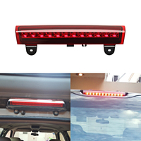 Housing REAR ROOF 12 LED 3RD Third Brake Light FOR 00 06 GMC 92 04 Chevy