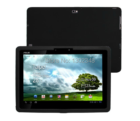 Luxury Ultra Slim Waterproof Soft Silicone Rubber Protective Shell Case Cover For Asus Eee Pad Transformer Prime TF201
