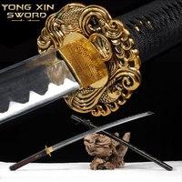 Нож самурая Танто высокий 1060 стальной Espada самурайский меч катана ручной работы самурайский меч настенный самурайский катана меч для продаж