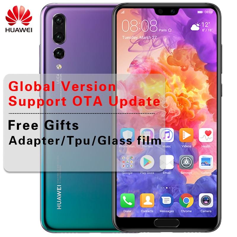 Stock 6 1'' Huawei P20 Pro AI Smartphone IP67 Waterproof