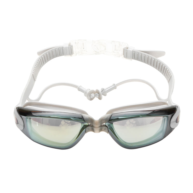 Optical Prescription Myopia Swimming Goggles For Men Women With Earplug And Adult Diving Glasses 5