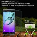 Prêmio de vidro temperado protetor de tela para samsung galaxy a3 2016 a310 a310f a3100 vidro película protetora anti-shatter