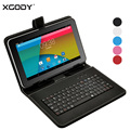 XGODY T93Q 9 inch Tablet PC Android 4.4 AllWinner A33 Quad Core 1.3GHz 512MB RAM 8GB ROM WiFi + Keyboard Case