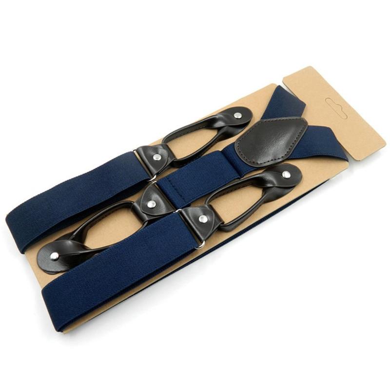 Mens Shirt Stays Holder Belt Gentleman Leg Suspenders Shirt Braces Elastic Uniform Nylon Business Suspenders Shirt Garters