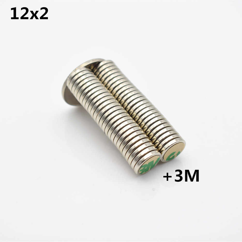 50PCS 8X3mm Super Strong Round Disc Magnets Rare-Earth Neodymium Magnet US