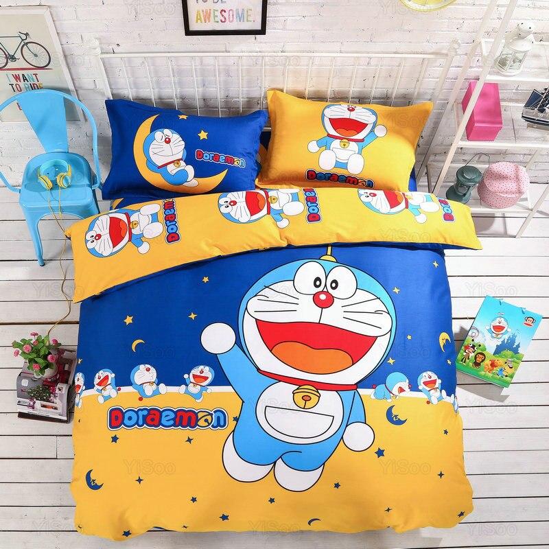 Doraemon lenzuola acquista a poco prezzo
