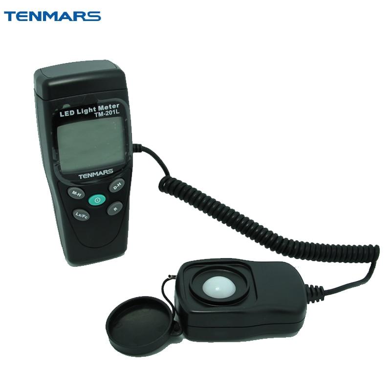 TENMARS TM-201L LUX / FC LED šviesos matuoklis