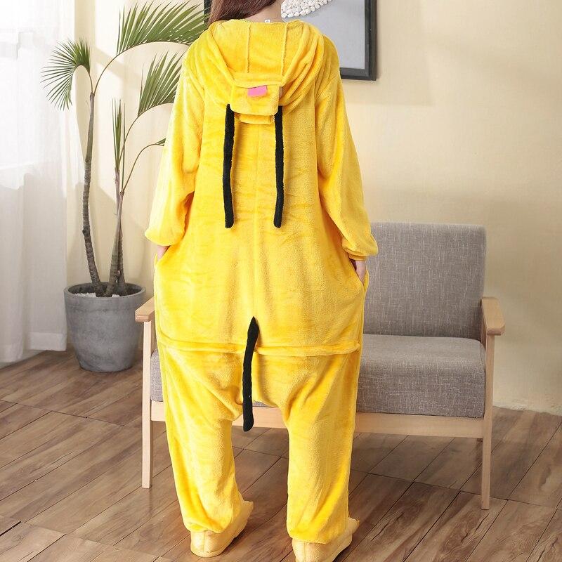yellow dog kigurumi