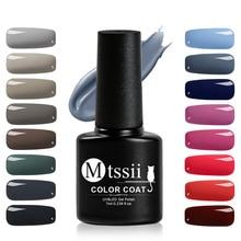 hot deal buy mtssii 7ml long lasting nail gel polish uv led gel lacquer nail design gel nail polish women gel varnish for a manicure