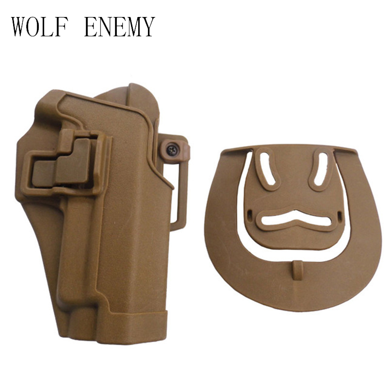 Belt Tactical Combat Holster Outdoor Hunting Airsoft Hand gun Holster For Sig Sauer P226 P220 P228 P229 image