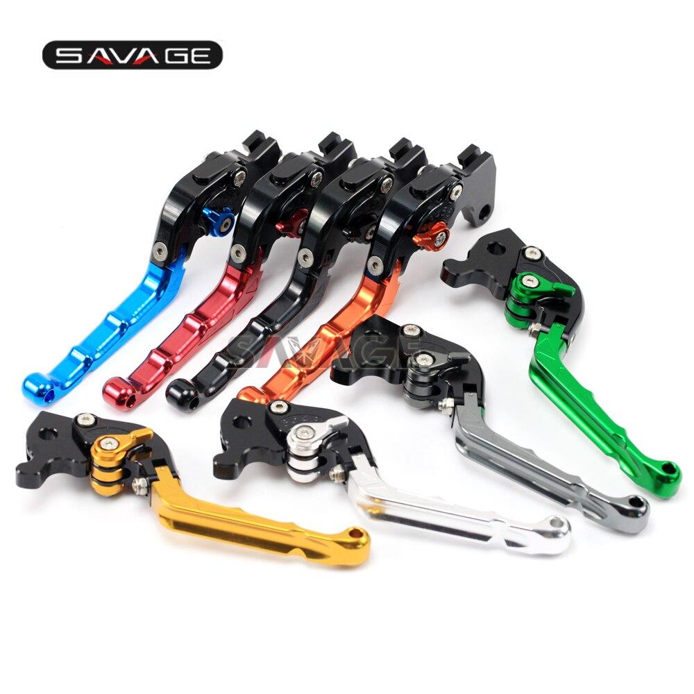 Folding Retro Brake Clutch Lever For YAMAHA XVS950 BOLT C SPEC 2015-2016, SCR950 2017-2018 Motorcycle Accessories Adjustable