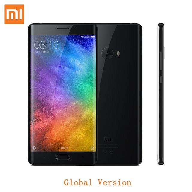 Original Xiaomi MI Note 2 Prime Global Version 5.7 Inch 6GB 128GB Snapdragon 821 Quad Core 22.56MP Camera ID NFC support OTA