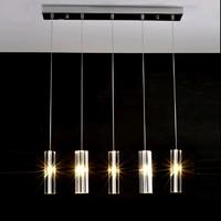 תליית חדר אוכל מנורת LED תליון אורות מודרני מטבח מנורות תאורת שולחן אוכל אוכל חדר בית תליון אור