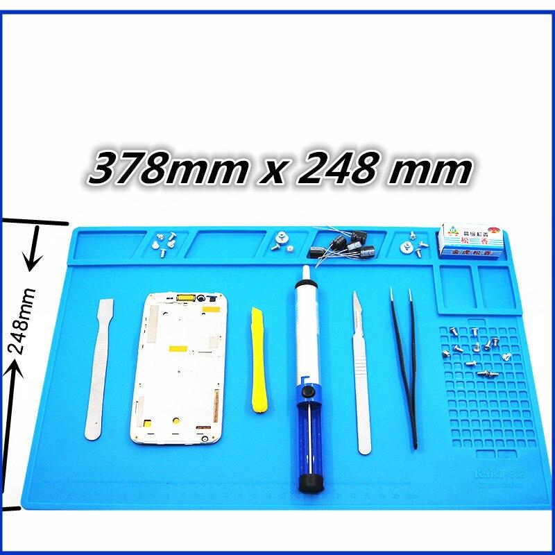 Cellphone Tablet Laptop repair Tool Repair workbench pad Insulation pad