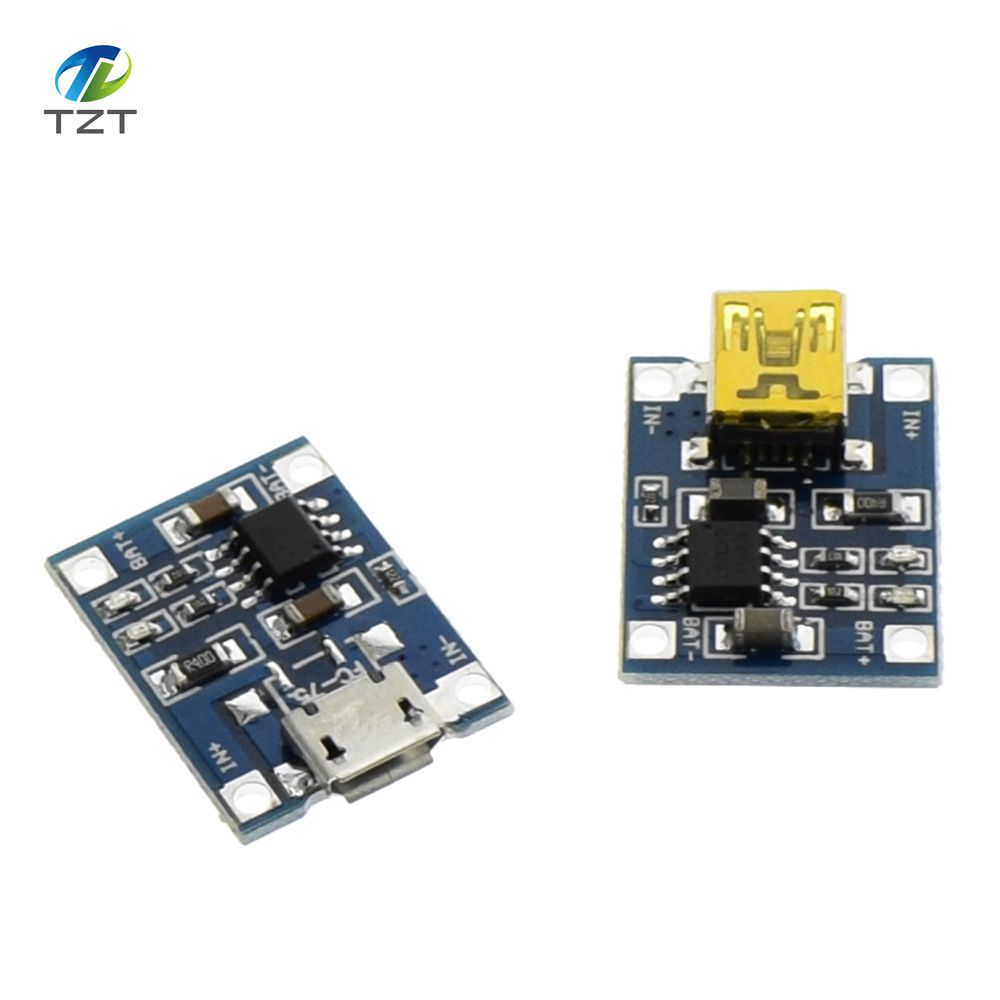 Buy 5pcs Tp4056 1a Lipo Battery Charging Board Ion Tiny Circuit To Build Usb Of Lithium Charger Module Diy Micro Port Mike New Arrival Mini From