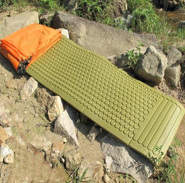 ФОТО High Performance Lightweight Hexagon XPE Moisture-proof Camping Mat Beach Yoga Mattress For Sleeping Pad Tent Mattress