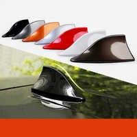 Per la Peugeot auto shark fin antenna 307 206 207 208 307 308 408 508 2008 3008 4008 antenna radio car styling