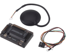 ArduPilot Mega APM2.6 Flight Controller Board+ Ublox 6M GPS with Compass APM 2.6 for FPV Multirotor Quadcopter Part Arduino