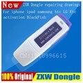 100% original Zillion x Trabalho ZXW DONGLE Reparo do telefone móvel de Reparo placa de circuito PCB diagrama do circuito do telefone móvel + Peixe preto