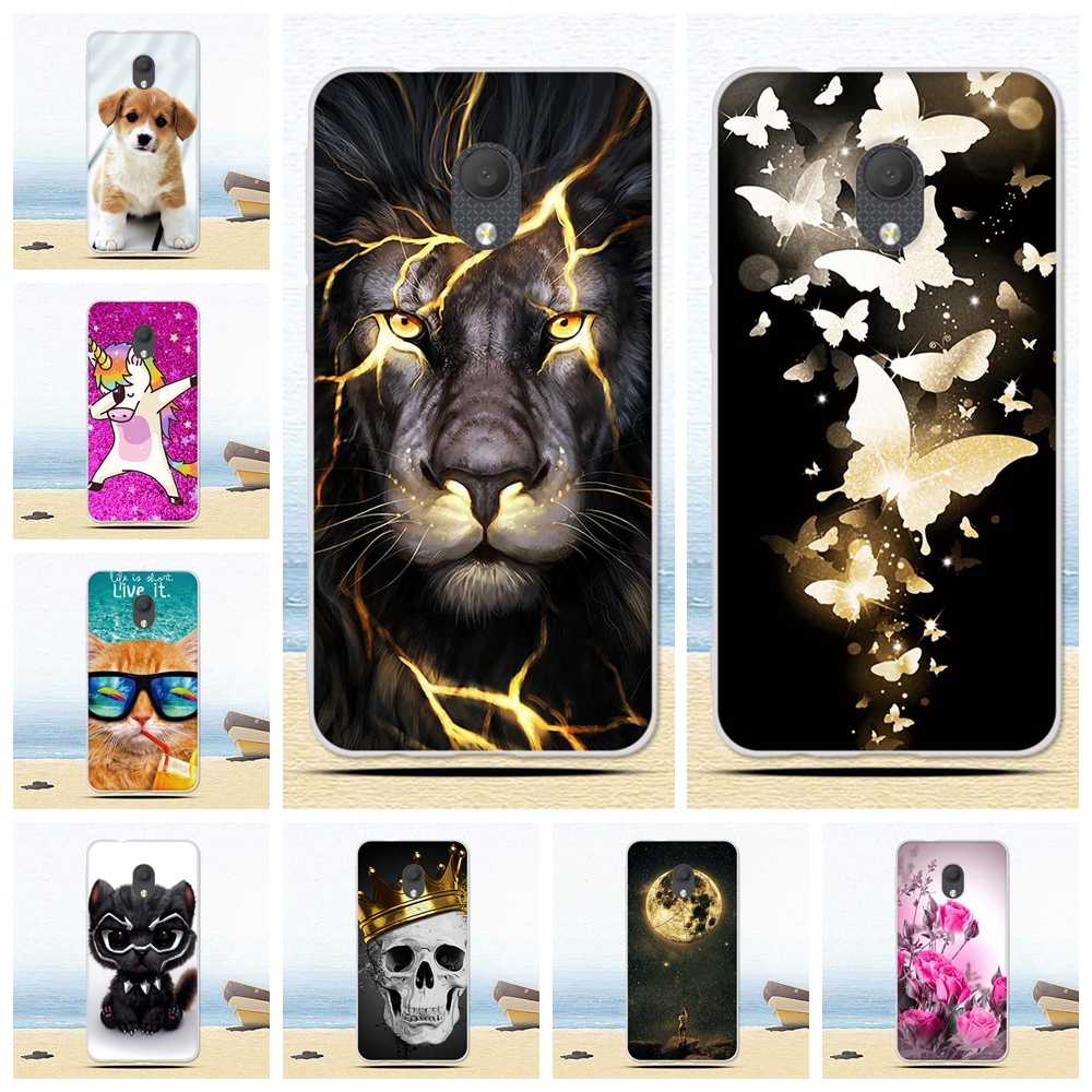 New Phone Case For Alcatel 1C / 1X / 1S 2019 Cases Design Art Painted TPU Soft Case Silicone Cover for Alcatel 1 1C 1X 1S 2019