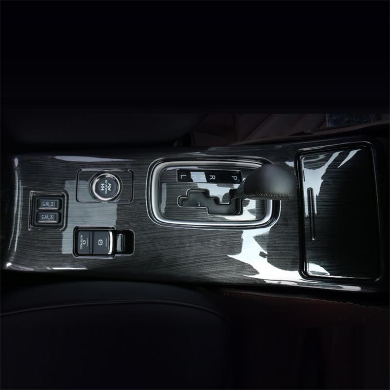 Door automobile modified car styling decoration sticker strip modification 13 14 15 16 17 FOR Mitsubishi Outlander
