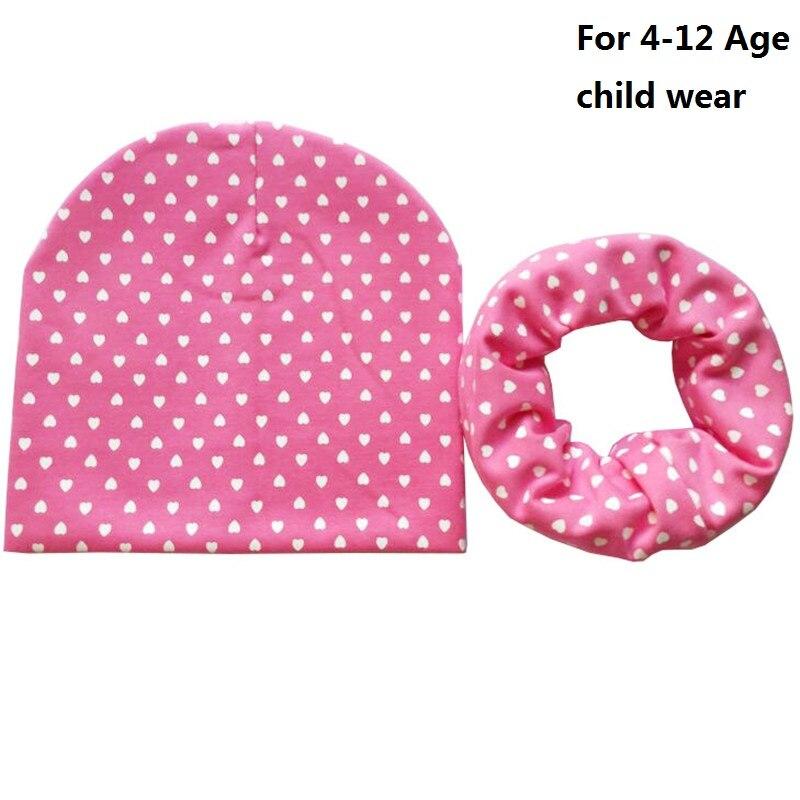 Dla 1 do 12 lat Dziecko Kapelusz Jesień Zima Crochet Dzieci Kapelusz - Odzież dla niemowląt - Zdjęcie 5